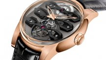 Neo-Tourbillon with Three Bridges