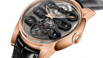 Neo-Tourbillon with Three Bridges  Trends and style