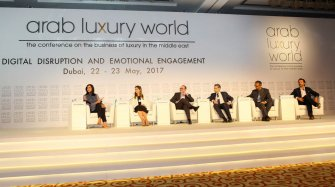 Arab Luxury World conference Industry News