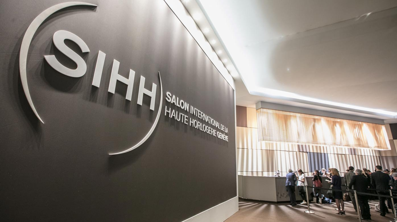 SIHH 2018 - Le Salon International de la Haute Horlogerie poursuit sa croissance