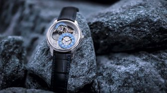 La Chaux-de-Fonds Tourbillon PSR Trends and style