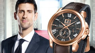 Premier Novak Djokovic Special Edition Watches
