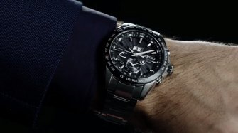 Seiko Astron and Novak Djokovic People and interviews