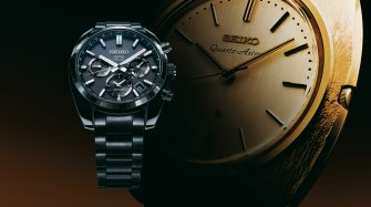 The Seiko Astron celebrates its 50th anniversary Innovation and technology