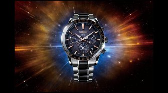 Astron GPS Solar Dual-Time 5X53  Trends and style