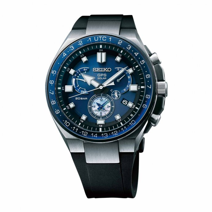 Astron GPS Solar Executive Sports Series
