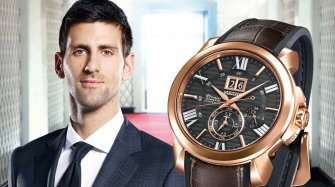 New Premier Special Edition for Novak Djokovic