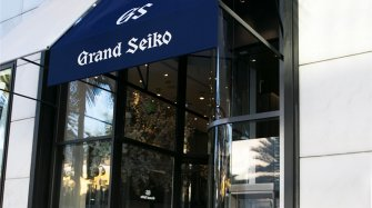 Grand Seiko arrive à Rodeo Drive Boutique