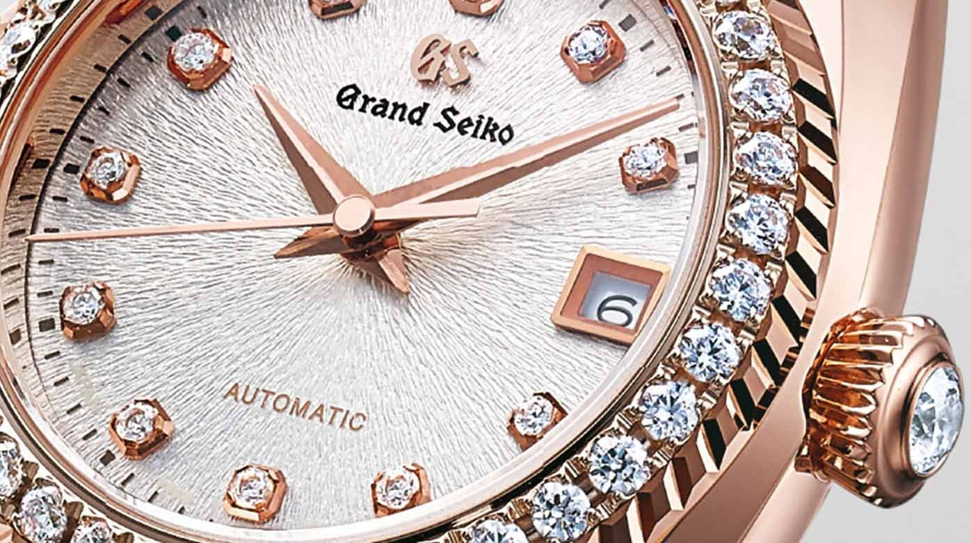 Grand Seiko - Calibre 9S automatique pour dames