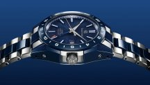 "The Grand Seiko Blue Ceramic Hi-beat GMT ""Special"""