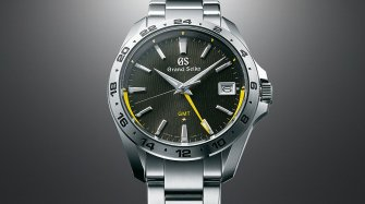 Grand Seiko Caliber 9F Quartz GMT Limited Edition