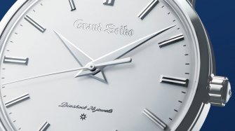 Reinterpretations of the first Grand Seiko Trends and style