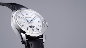 Grand Seiko Spring Drive 8 Days Power Reserve, an unsuspected work of art Trends and style