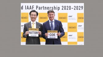 Partnership renewed with the IAAF Sport