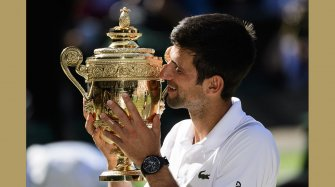 4th Wimbledon title for Novak Djokovic Sport
