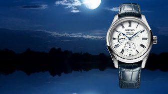 Presage Arita Porcelain Dial Limited Edition  Trends and style