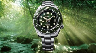 Commemorative diver's watches Trends and style