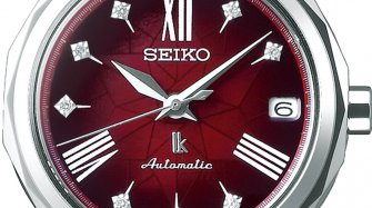 The spirit of the Seiko Lukia collection