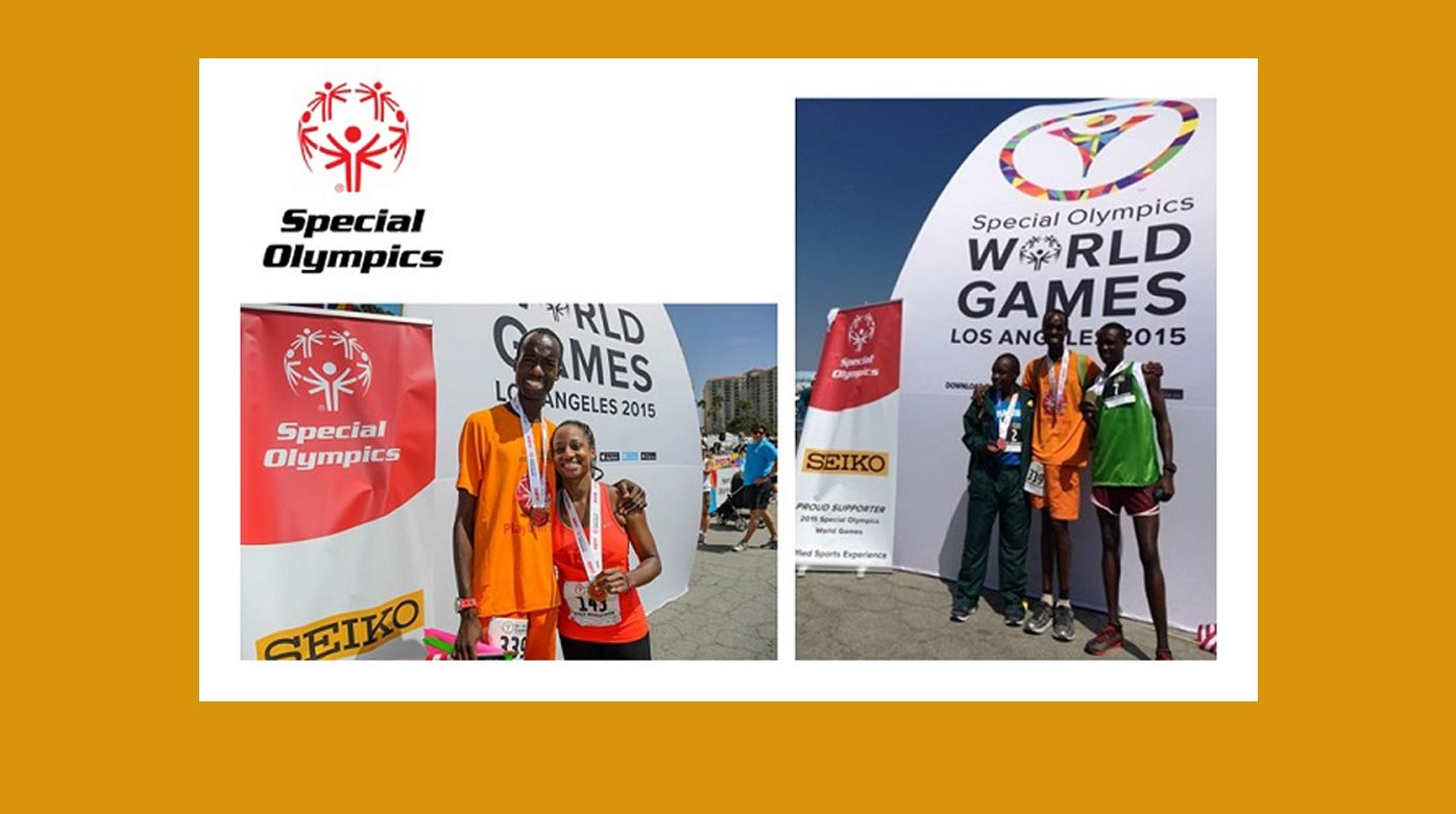 Seiko - Special Olympics World Summer Games