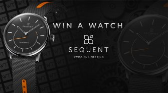 Win a SuperCharger² Steel edition watch