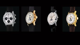 The most expensive watch sold at auction in 2018    Auctions and vintage