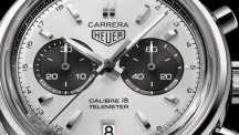 Carrera Calibre 18, chronographe automatique