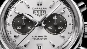 Carrera Calibre 18 – Automatic Chronograph   Trends and style