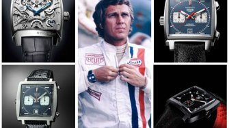 The Monaco, a legendary chronograph