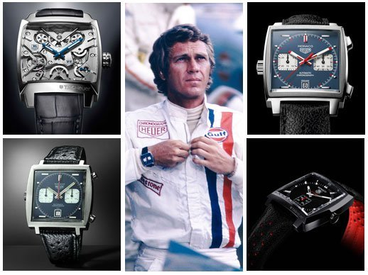 TAG Heuer - The Monaco, a legendary chronograph