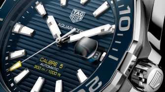 Aquaracer 300m Ceramic 43mm Automatic Calibre 5 Trends and style