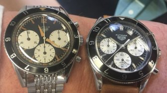 TAG Heuer reconnects... to its past