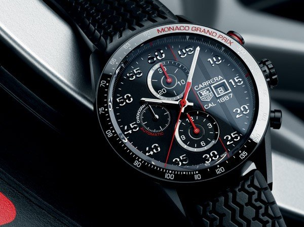 tag heuer carrera calibre 1887 chronograph monaco grand prix limited edition trends and. Black Bedroom Furniture Sets. Home Design Ideas