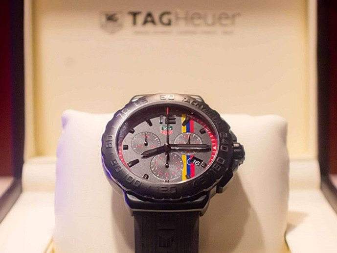 Tag Heuer Limited Edition For Venezuela Trends And Style