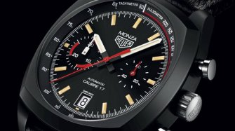 Chronographe Heuer Monza Innovation et technique