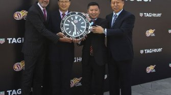 New partnership with the Chinese Football Association Super League