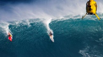 TAG Big Wave Surfing Sport