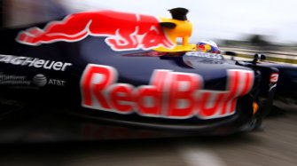 Partnership with Red Bull Racing continues
