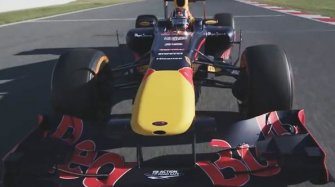 Video. Red Bull Racing