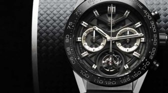 TAG Heuer Carrera Heuer-02T Trends and style