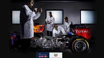 The watch brand signs with the Red Bull Racing Formula 1 Team