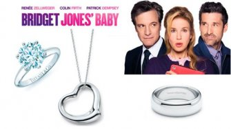 Bridget Jones porte Tiffany & Co. Art et culture