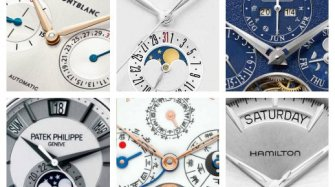 A look at the latest watches with different calendar complications  Innovation and technology