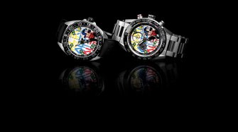 Two new watches designed by Alec Monopoly Trends and style