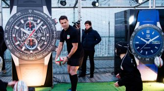 Kick off with Dan Carter