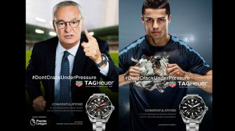 Football: The family of TAG Heuer ambassadors in the spotlight Sport