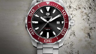 Aquaracer 300 Meters 43 mm Trends and style