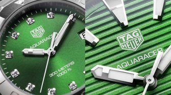 Two new Aquaracer models Trends and style