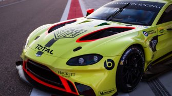 Official Partner of Aston Martin