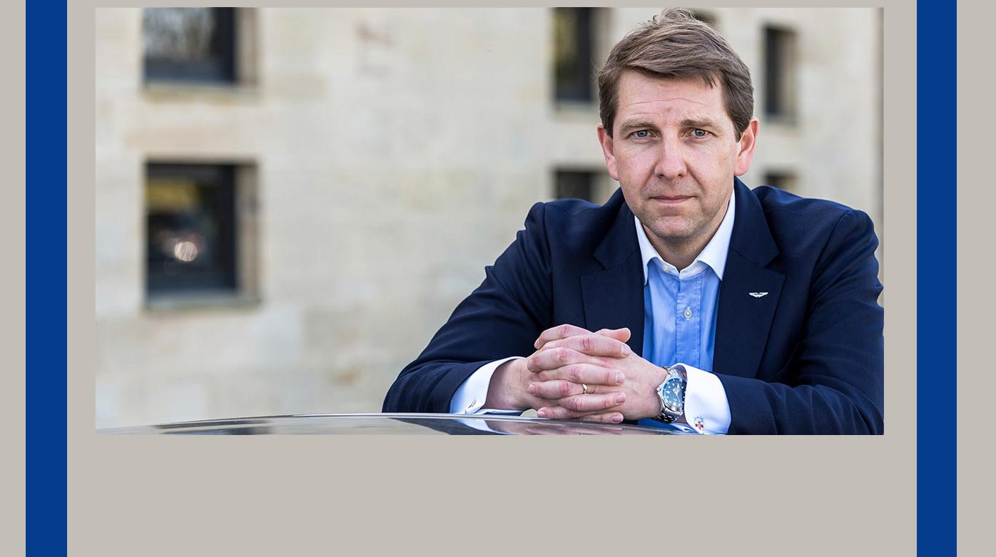 TAG Heuer - Interview de Simon Sproule, Directeur Marketing d'Aston Martin