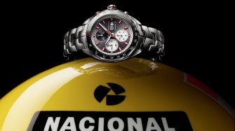 Two New Timepieces in Honour of Formula 1 Legend Ayrton Senna Trends and style
